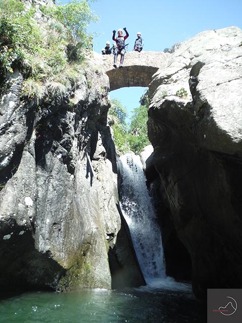 Barranc del Núria - Guies Ama Dablam