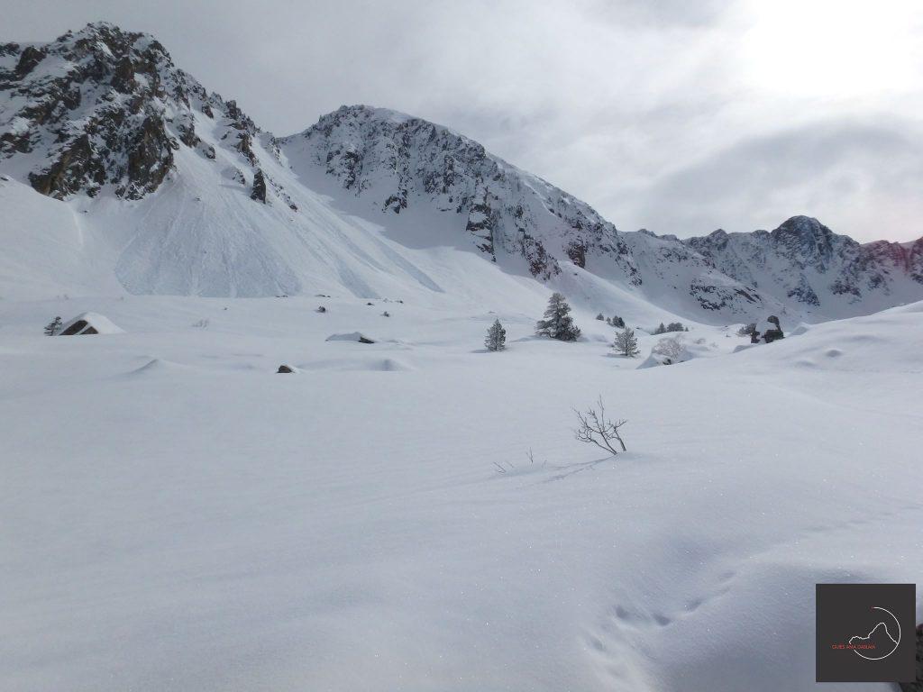 Raquetes de Neu Vallter